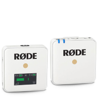 Радиосистема RODE Wireless GO Белая